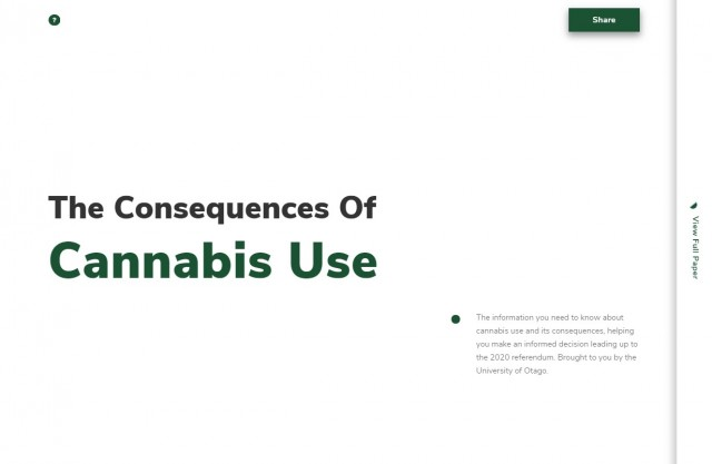 cannabisreferendum.co.nz - New website launched to inform voters in the 2020 cannabis referendum